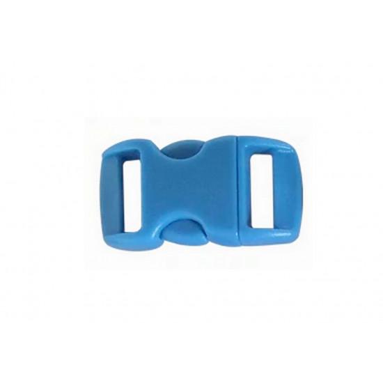 Plastová spona - světle modrá