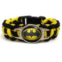 Paracord náramek Batman